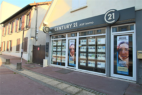 Agence immobilière CENTURY 21 ASF Immo, 78190 TRAPPES